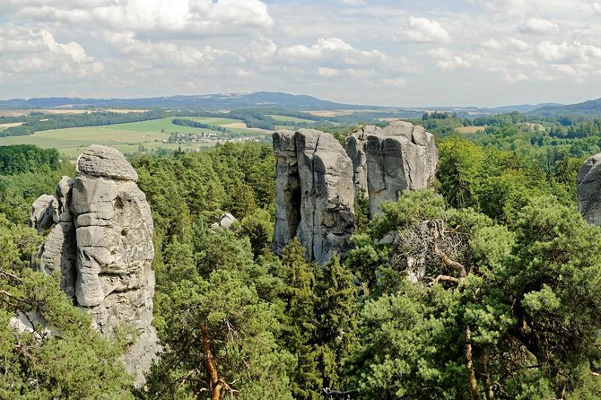 Bohemian Paradise national park Private day trip from Prague with Lunch