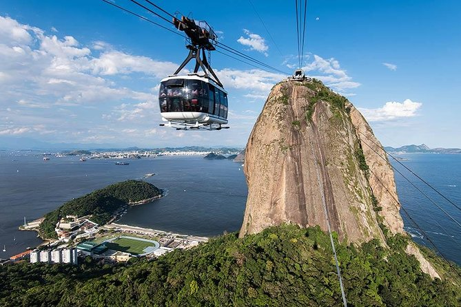 Private Tour: Rio's City Essentials including Christ the Redeemer and Sugar Loaf
