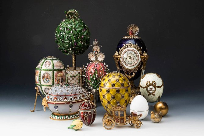 Skip The Line: Legendary Faberge Eggs on Private Tour of Faberge Museum