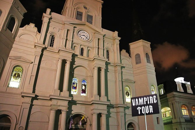 New Orleans Vampire Walking Tour