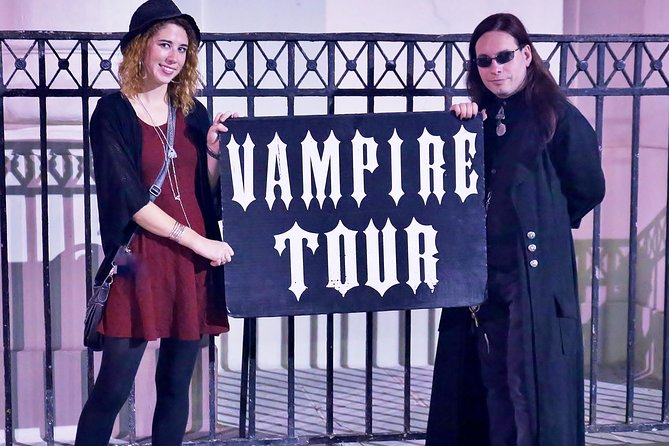 New Orleans Vampire Tour photo 3