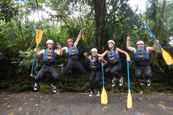 Rafting, Canopy, Night Tours On An All-Inclusive Day Holy Water Baths
