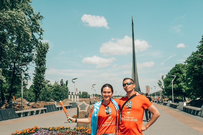 Soviet History Tour in Moscow with Private Local Guide