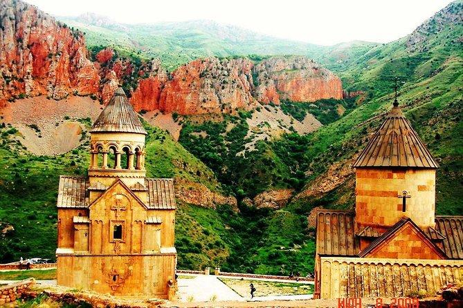 Private tour to Jermuk (Khor Virap-Areni-Noravank-Jermuk)