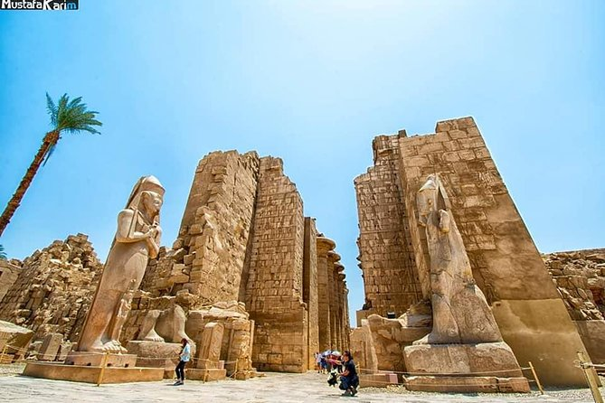 Private Full Day Tour to Luxor from Cairo with Flight