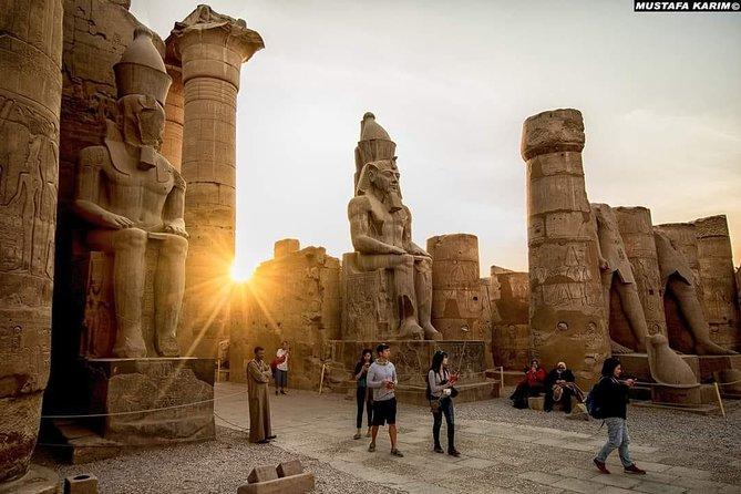 Privat tur: 8 dage 7 nætter Pyramider og Nile Cruise med flyvninger fra Kairo