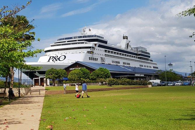 Excursion côtière à Cairns: visite de la ville
