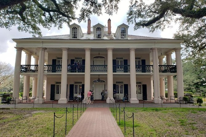 Oak Alley Plantation Tour With Private Transportation photo 6