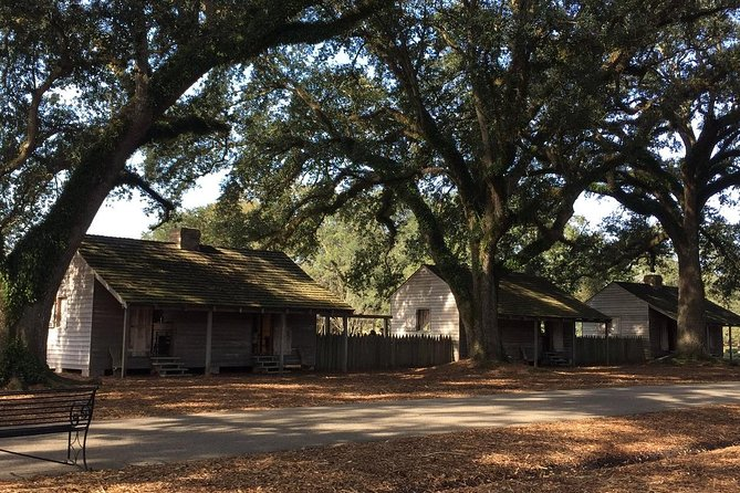 Oak Alley Plantation Slave Cabins