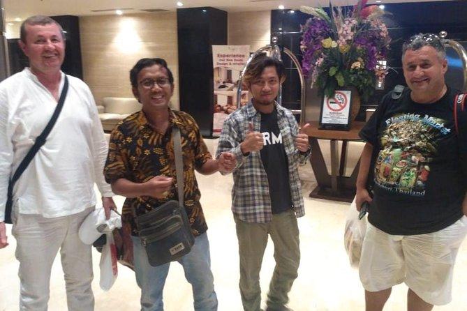 Tour privado: Yakarta increíble tour con almuerzo