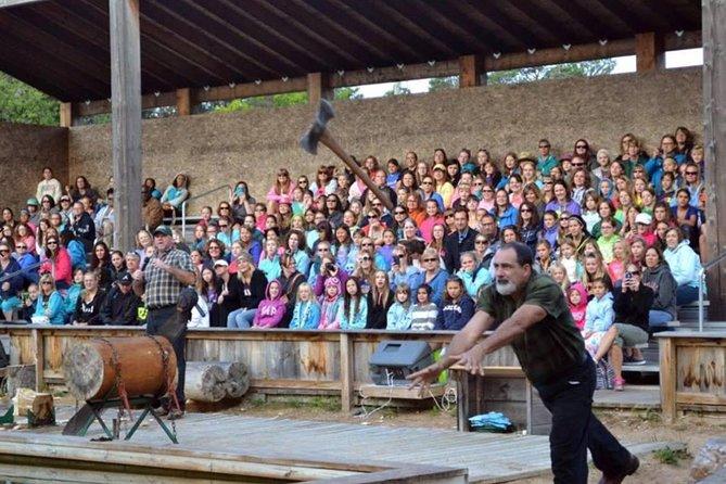 Jack Pine Lumberjack Shows