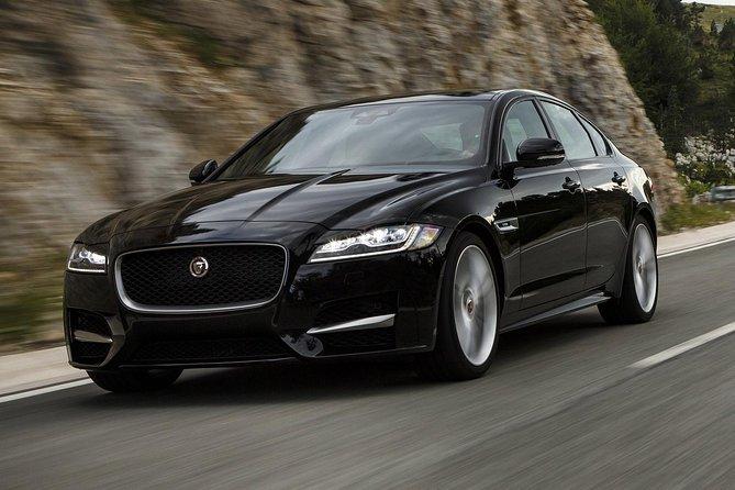 Paris Airport CDG Round-Trip Private Transfer in Luxury Jaguar