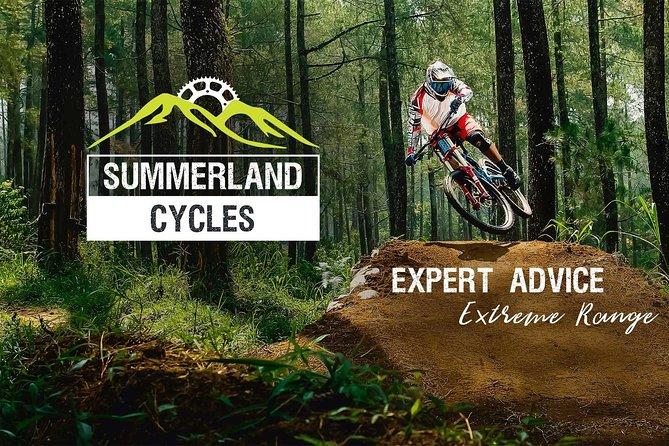 Hire Bikes and ride local trails