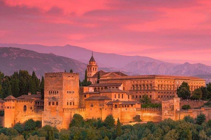 Alhambra & Generalife audio guide and Walking tour Albaycin & Sacromonte