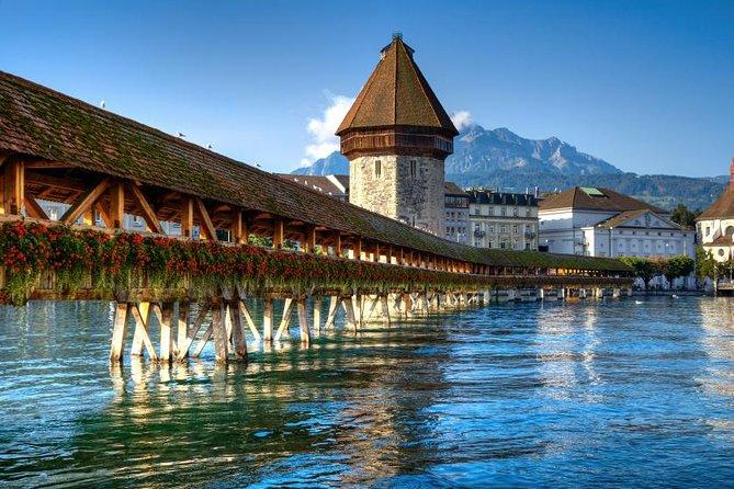 Lucerne City Tour from Zurich
