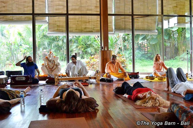 Yoga and Balinese Healing Experience