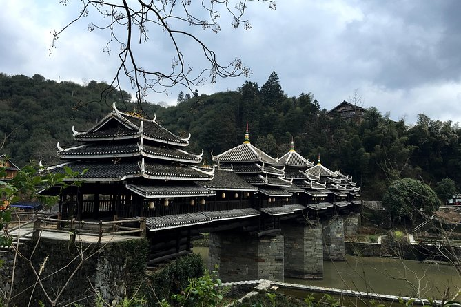 Private day tour of Cheng Yang Bride in Sanjiang