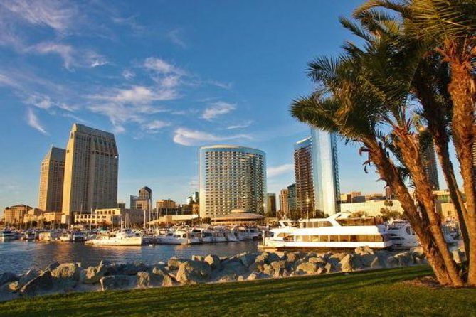 San Diego City Tour