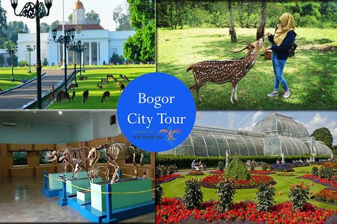 Bogor City Tour With a guide and lunch