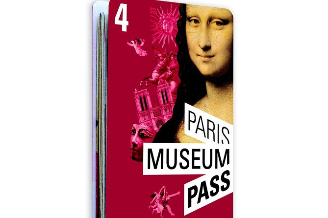 Paris Museums 4 Days Pass