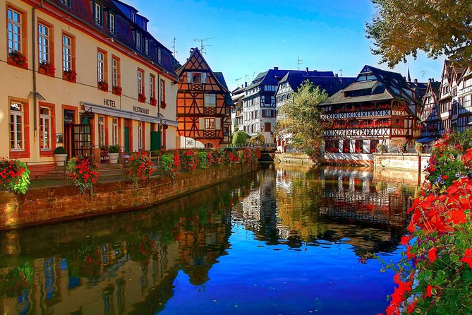 Strasbourg City Sightseeing Private Guided Tour including Cathedral Visit