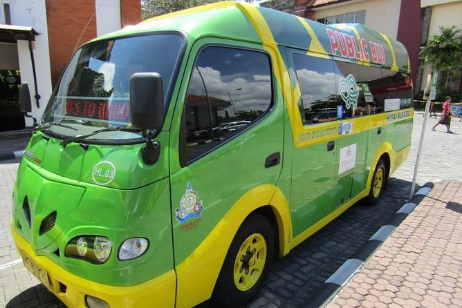 7-Day Bali Kura-Kura Shuttle Bus Pass