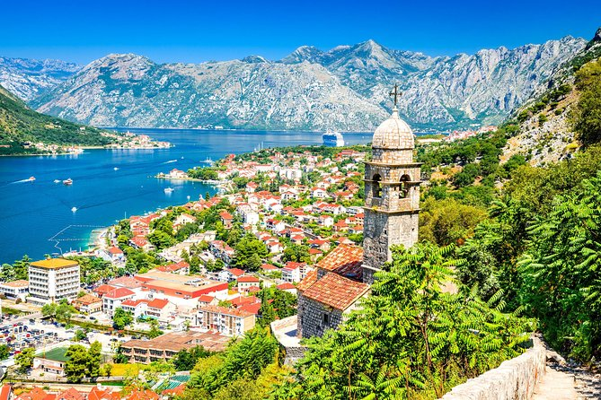 Montenegro Full-Day Trip from Dubrovnik