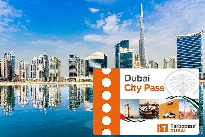 Dubai City Pass: Free admission to Dubai's top attractions incl. Desert Safari