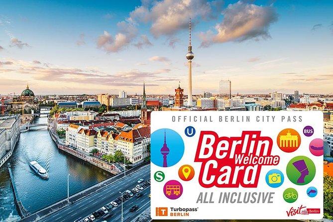 Official Berlin City Pass: Berlin WelcomeCard All Inclusive