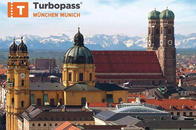 Munich Card avec les transports en commun: économisez sur les attractions et les visites!