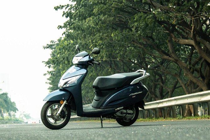 Udaipur Independent Scooter Rental