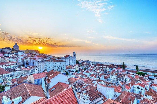 Lisbon Shore Excursion: Private Lisbon Sightseeing Tour