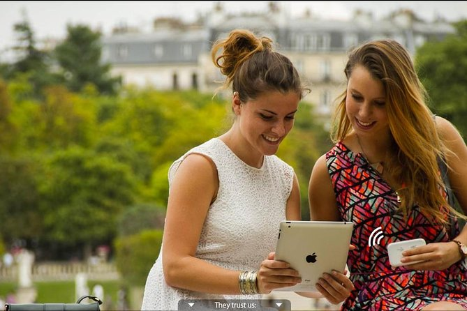 Mobile Wifi Everywhere in Saint-Tropez