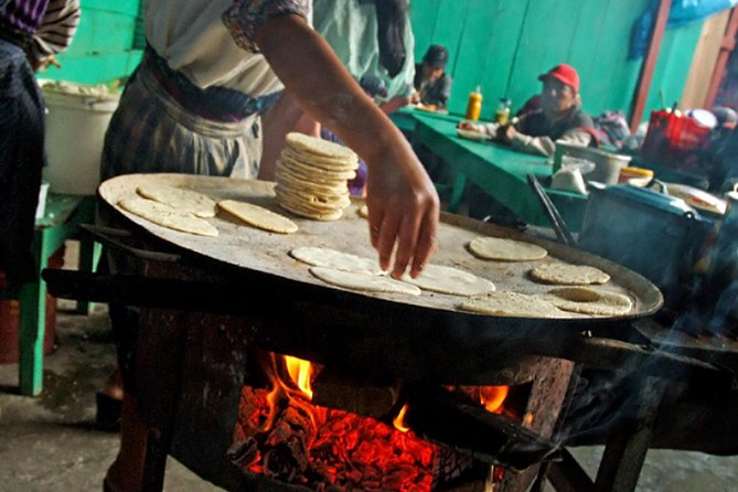 Mayan Food taught by Mayan Shaman