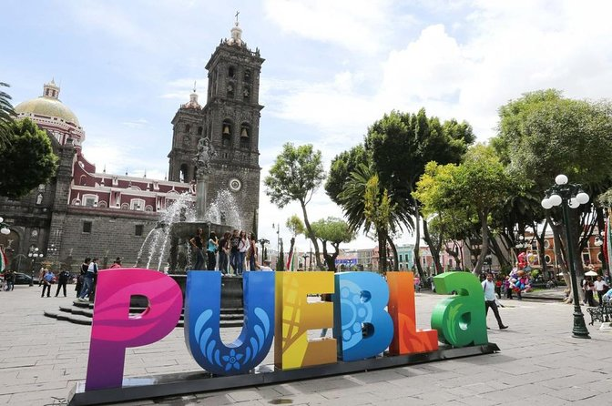 Puebla and Cholula One Day Private Tour from Mexico City photo 1