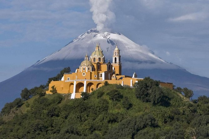 Puebla and Cholula One Day Private Tour from Mexico City photo 2