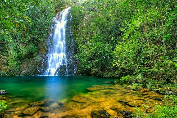 Canoe-kayak to the Three Waterfalls