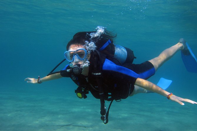 PADI Open Water Course in Nea Makri, Athens
