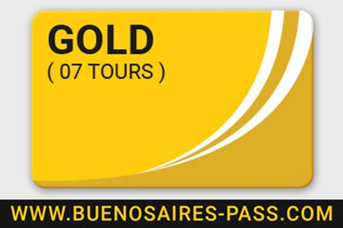BUENOSAIRES CITYCARD GOLD OPTION BAIRESPASS.COM