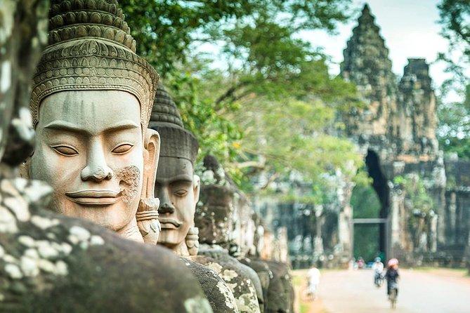 Angkor Wat Admission Ticket