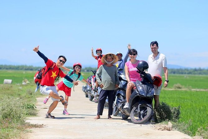 Private Tour Experience by Motorbike to Hoi An Villages And Islands