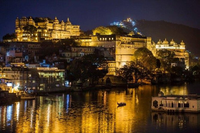 Private One Way Transfer From Udaipur To Ahmadabad