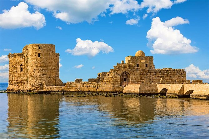 Full-Day Private Tour to Sidon, Tyre and Maghdouche
