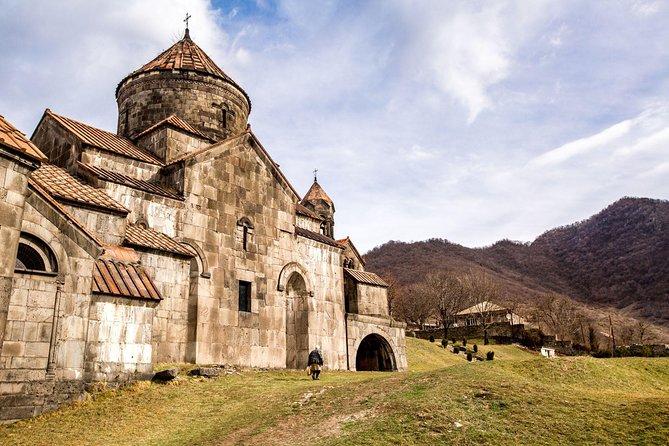 Day tour: Yerevan - Haghpat - Sanahin Monasteries