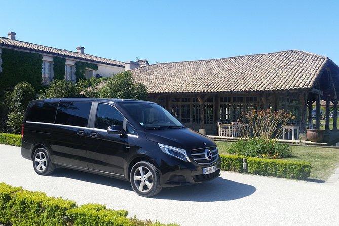 Bordeaux Gironde Wine Day Tour Medoc