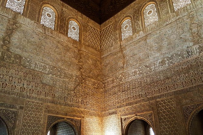 Nasrid Palaces in Alhambra