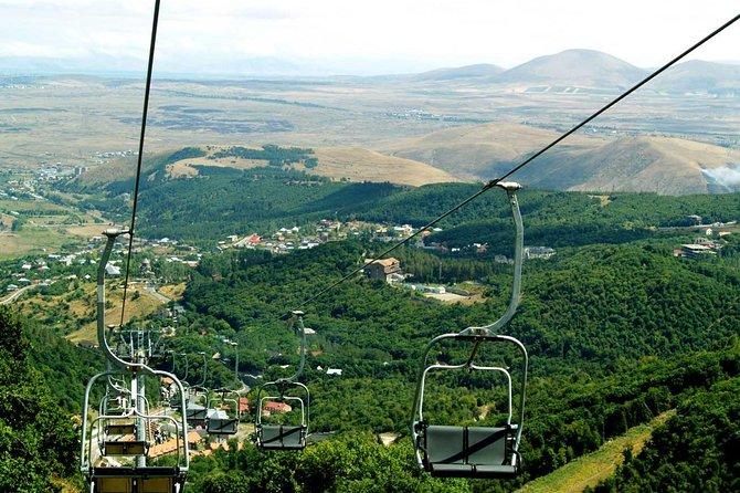 Day tour: Yerevan - Tsakhkadzor