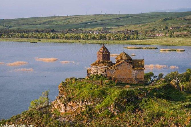 Khor Virap, Areni Winery, Noravank, Hayravank, Sevanavank from Yerevan