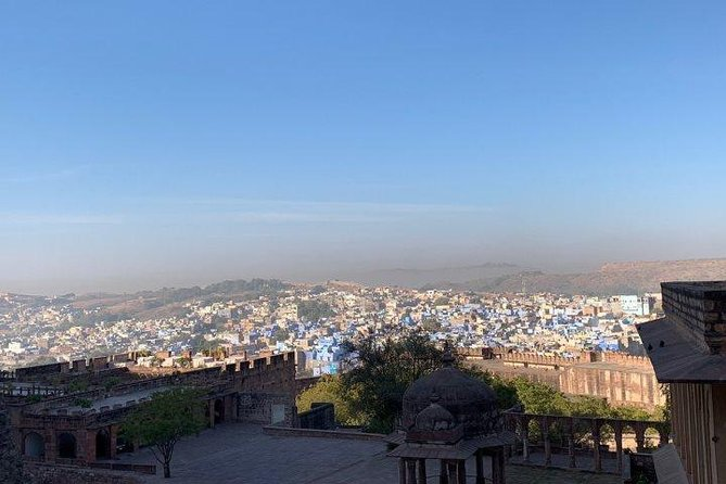 Private Day Trip to Nagaur Fort from Jodhpur