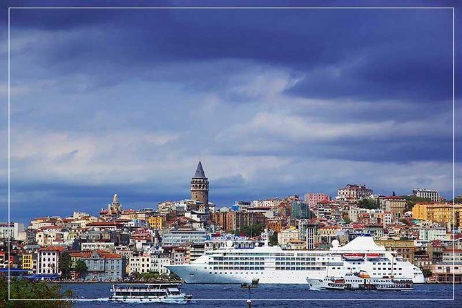 The Eclectic Istanbul - Private Tour with Bosphorus Cruise (regular ticket) photo 8